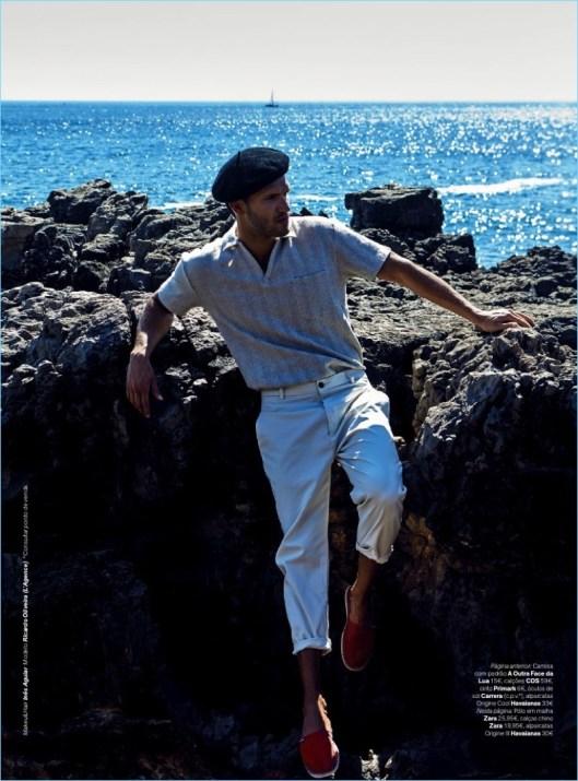 Cores De Ver 227 O Ricardo Oliveira For Men S Health Portugal