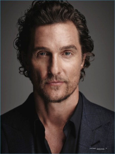 Matthew McConaughey The Rake 2017 Photo Shoot 005