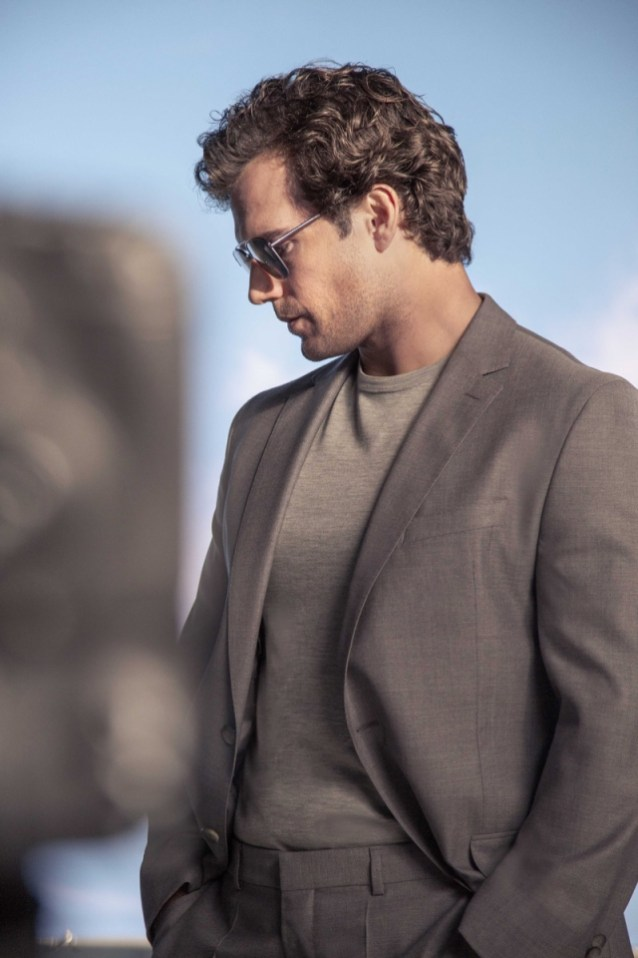 59196afb8d5 Henry Cavill BOSS Spring 2019 Eyewear Campaign | The Fashionisto