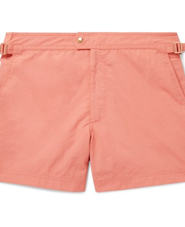 369c8ec2fb TOM FORD – Slim-Fit Mid-Length Printed Swim Shorts – Men – Multi ...