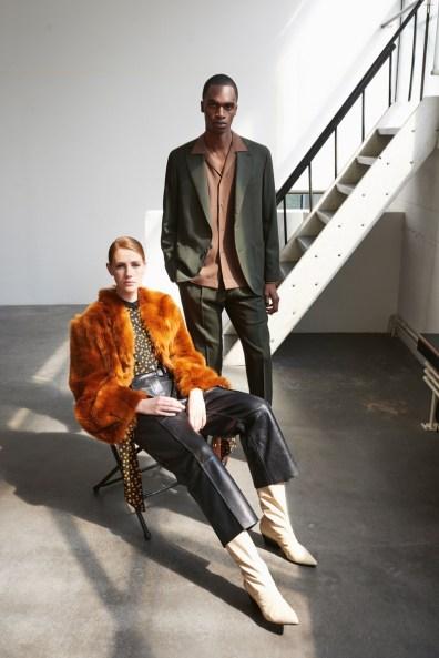 APROPOS-Journal-2019-Brutal-Elegance-Petar Perov jacket, blouse, pants + Aeyde boots + Caruso total look