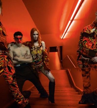 Dsquared2 Fall 2019 Men's Underwear Campaign | The Fashionisto