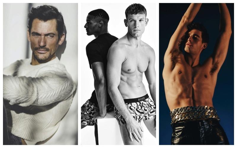Week in Review: David Gandy, BOSS Bodywear, Attitude + More