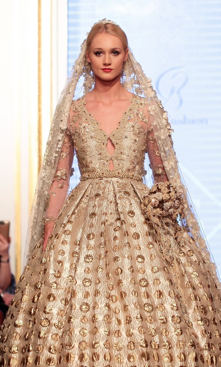 Oriental Fashion Show Paris 2018 The Fashion Orientalist