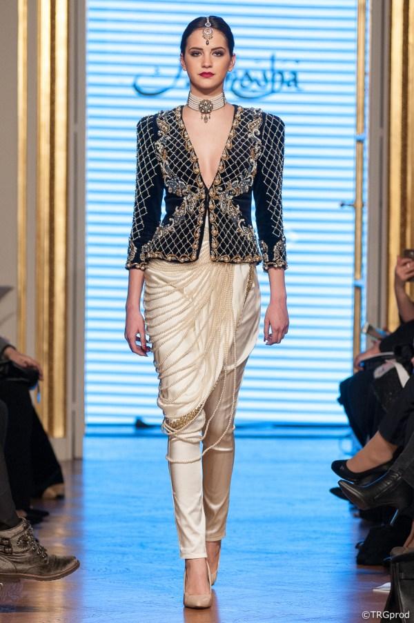 Oriental Fashion Show Paris 2018 - The Fashion Orientalist