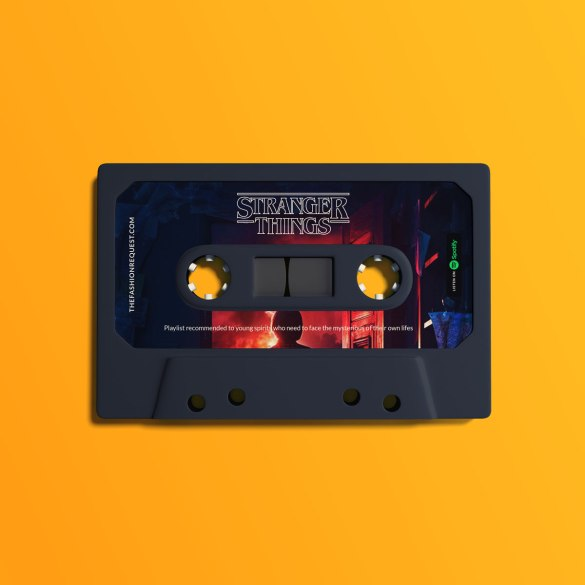 Spotify Stranger Things Inspired Playlist