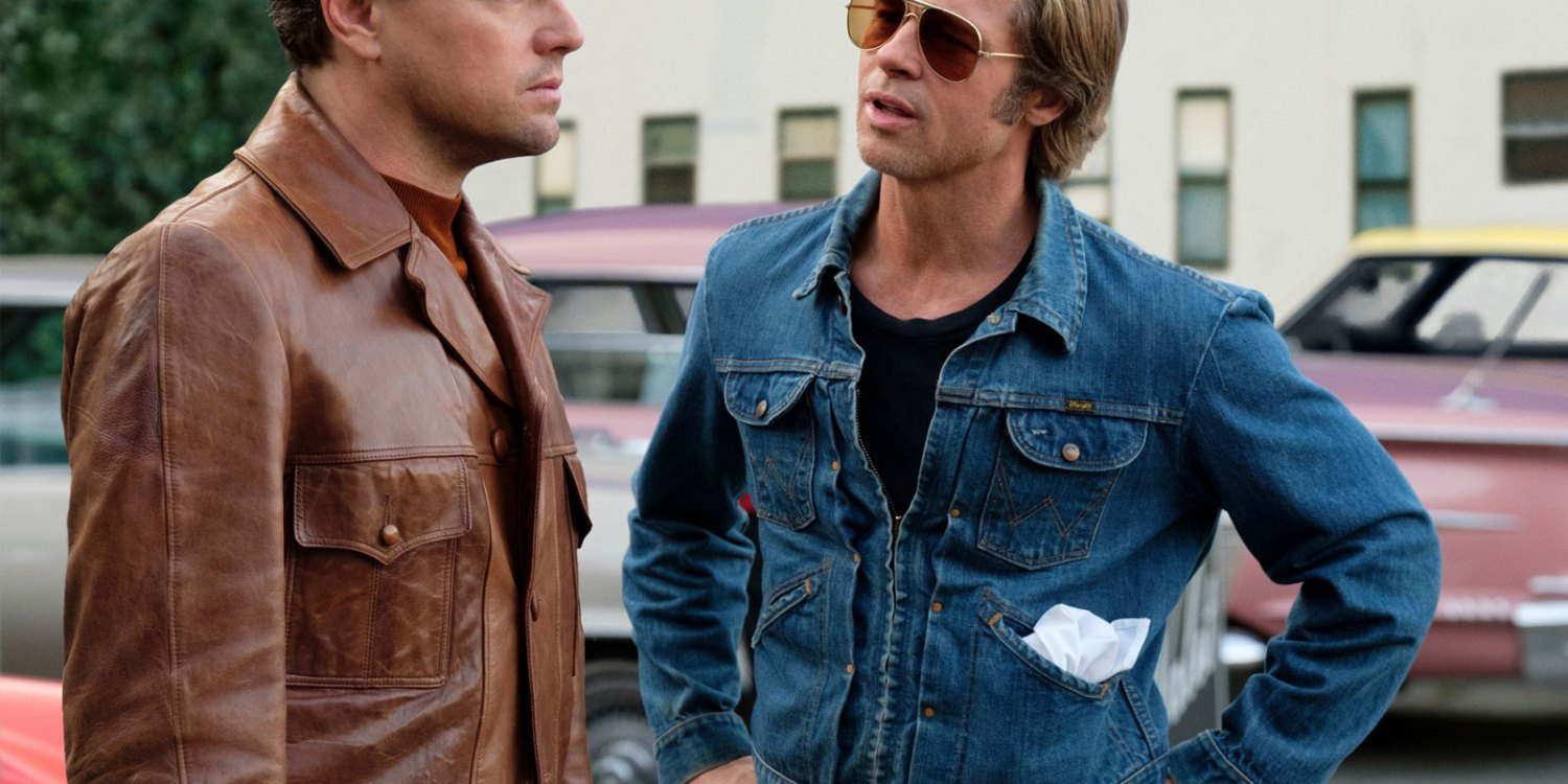 Dress Up like Brad Pitt in Once Upon a Time In Hollywood