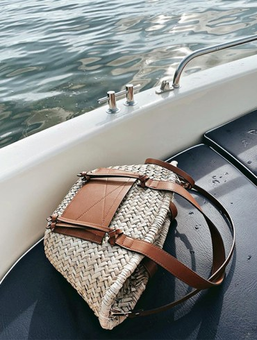 Affordable Loewe Basket Bag marcelies