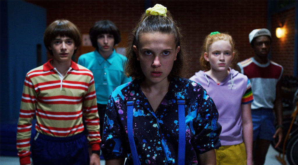 All up to Stranger Things Street Style