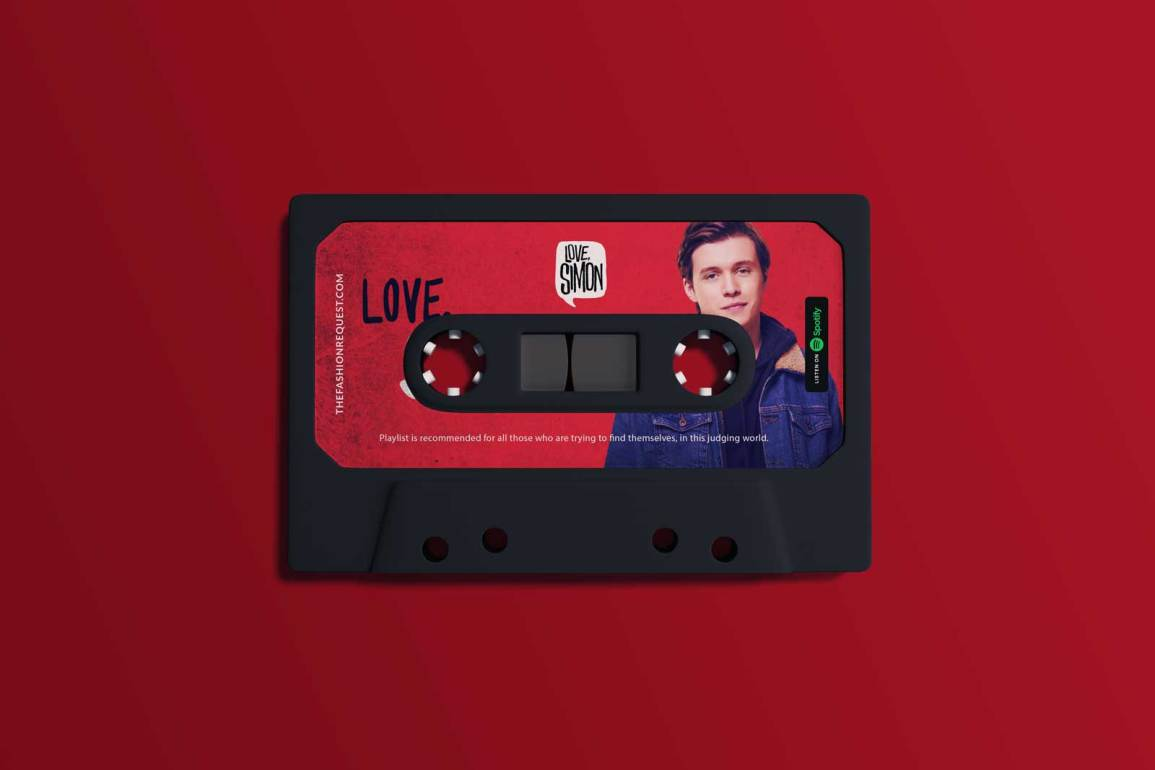 Spotify Love Simon Inspired Playlist