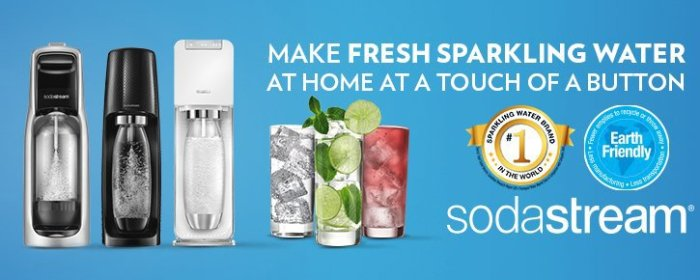 sodastream amazon buy