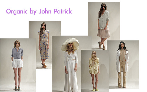 Organic by John Patrick Spring 2011