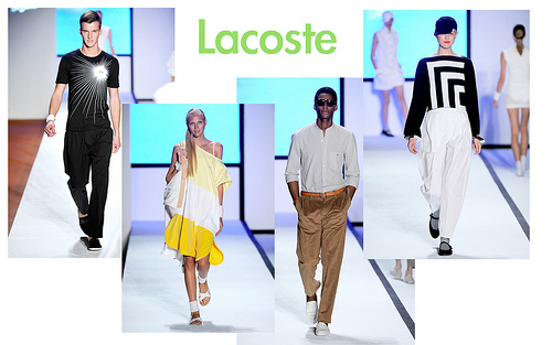 Lacoste Spring 2011