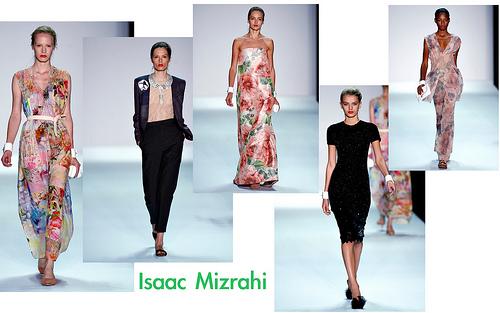 Isaac Mizrahi Spring 2011