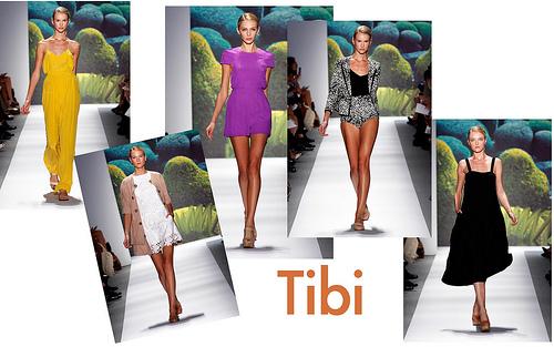 Tibi Spring 2011