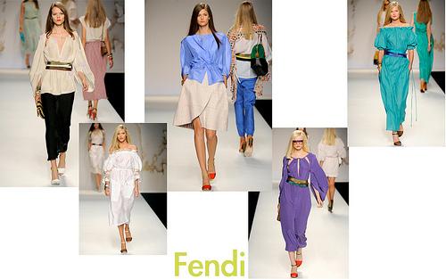 Fendi Spring 2011