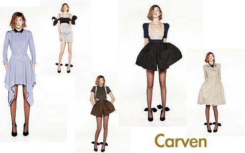 Carven Spring 2011