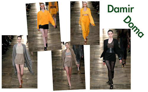 Damir Doma Spring 2011