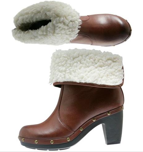Mavrick Cozy Clog Boot American Eagle