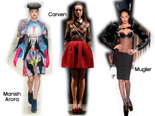 Carven Fashion Show