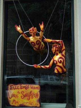 Kimberly Bookman Cirque du Soleil