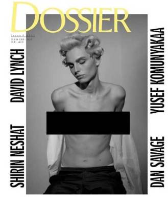 Censored Dossier Cover