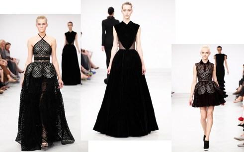Azzedeine Alaïa Fall 2011 Couture
