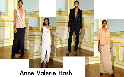Anne Valerie Hash Fall 2011 Couture
