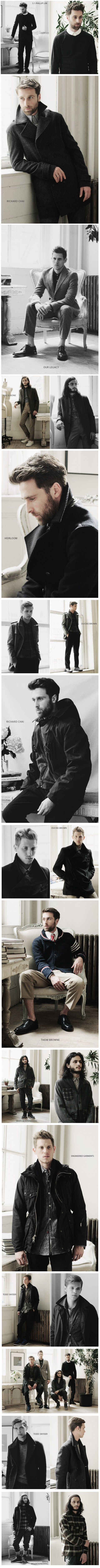 ODIN Fall 2011 Lookbook