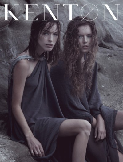 Kenton Magazine- Into The Deep