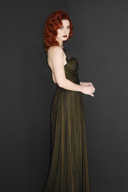 Alexandra Breckenridge by Michael Freeby