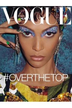 Joan Smalls Vogue Italia Cover