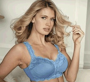 fullbeauty.com comfort choice gel strap bra