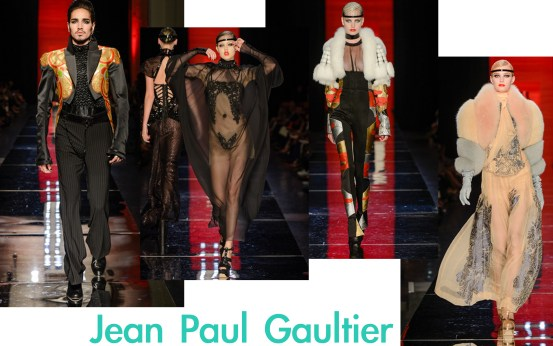 Jean Paul Gaultier Couture F/W12