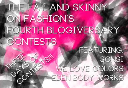 TFAS 4th Blogiversary Contests