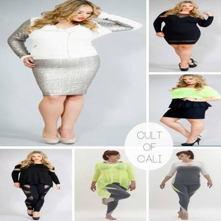 Cult of California, Plus Size Clothes