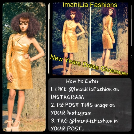 ImaniLIa Fashion Instagram Contest