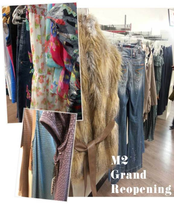 M2 Boutique Grand Reopening