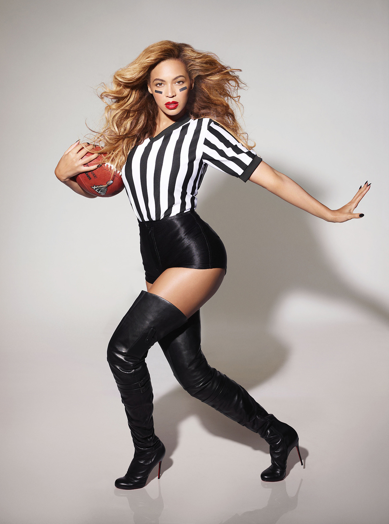 beyonce and pepsi at the super bowl