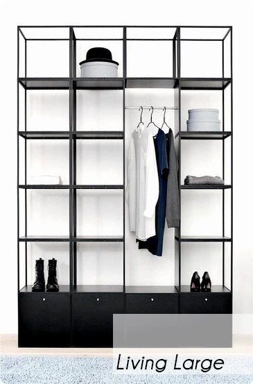 clothing storage