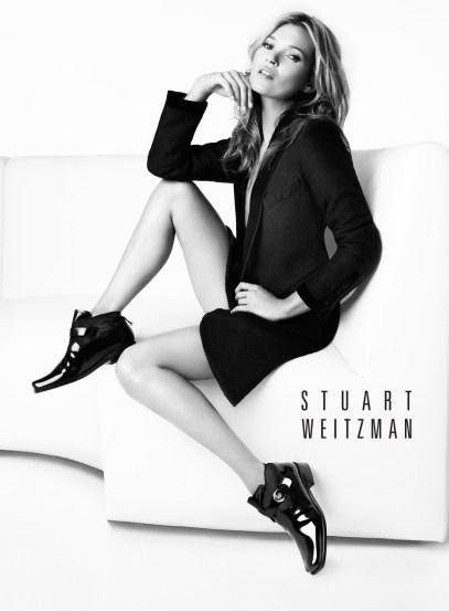 Stuart Weitzman Fall 2013 Ad Campaign