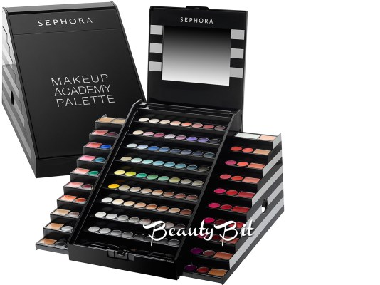 SEPHORA COLLECTION Makeup Academy Palette