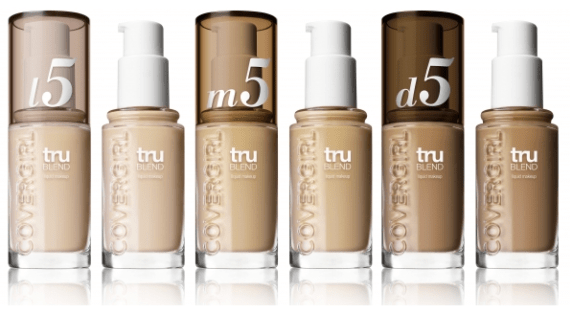 Covergirl TruBlend Makeup
