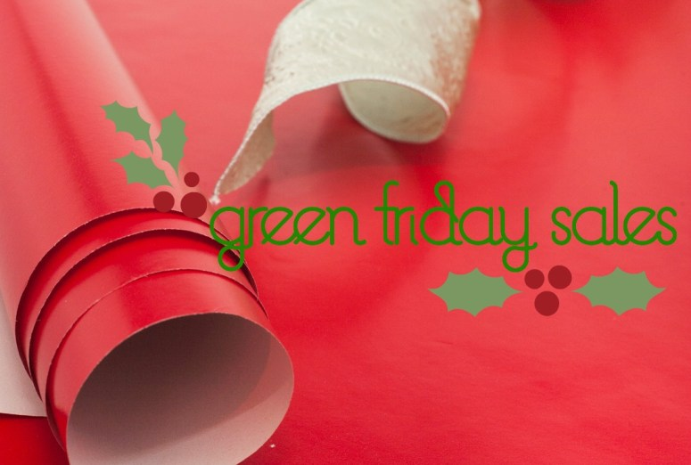 green friday sales