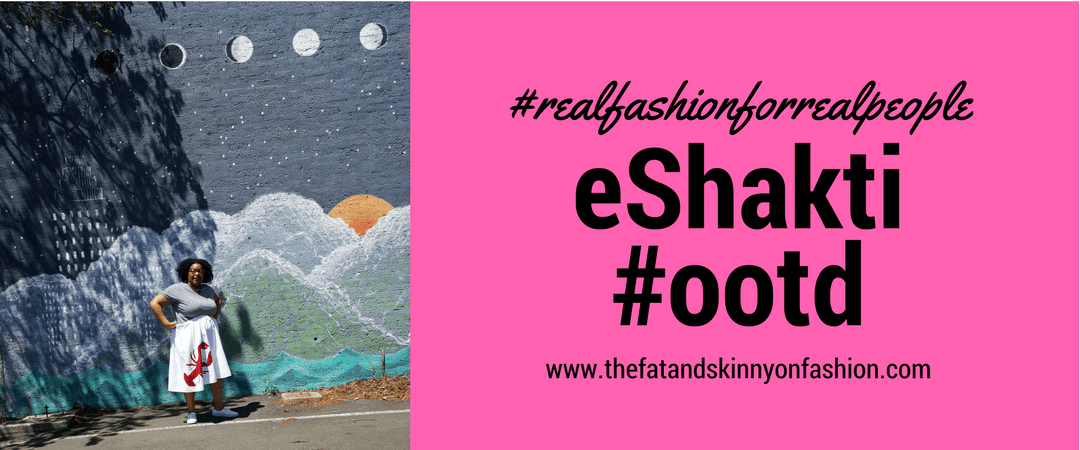 #RealFashionForRealPeople with eShakti