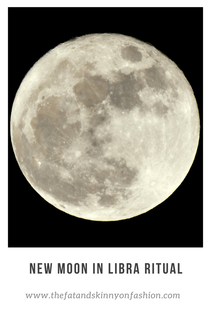 New Moonin Libra Ritual
