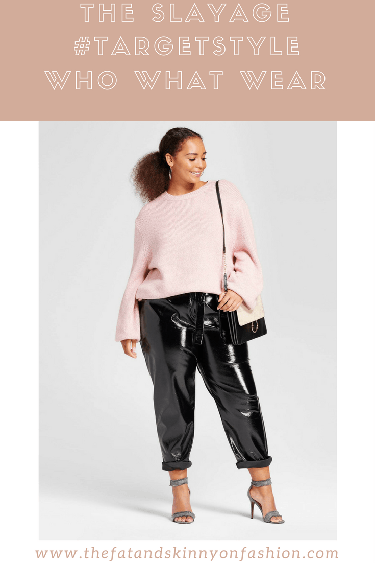 Target's Who What Wear Collection Brings The Plus Size Goodness For Fall