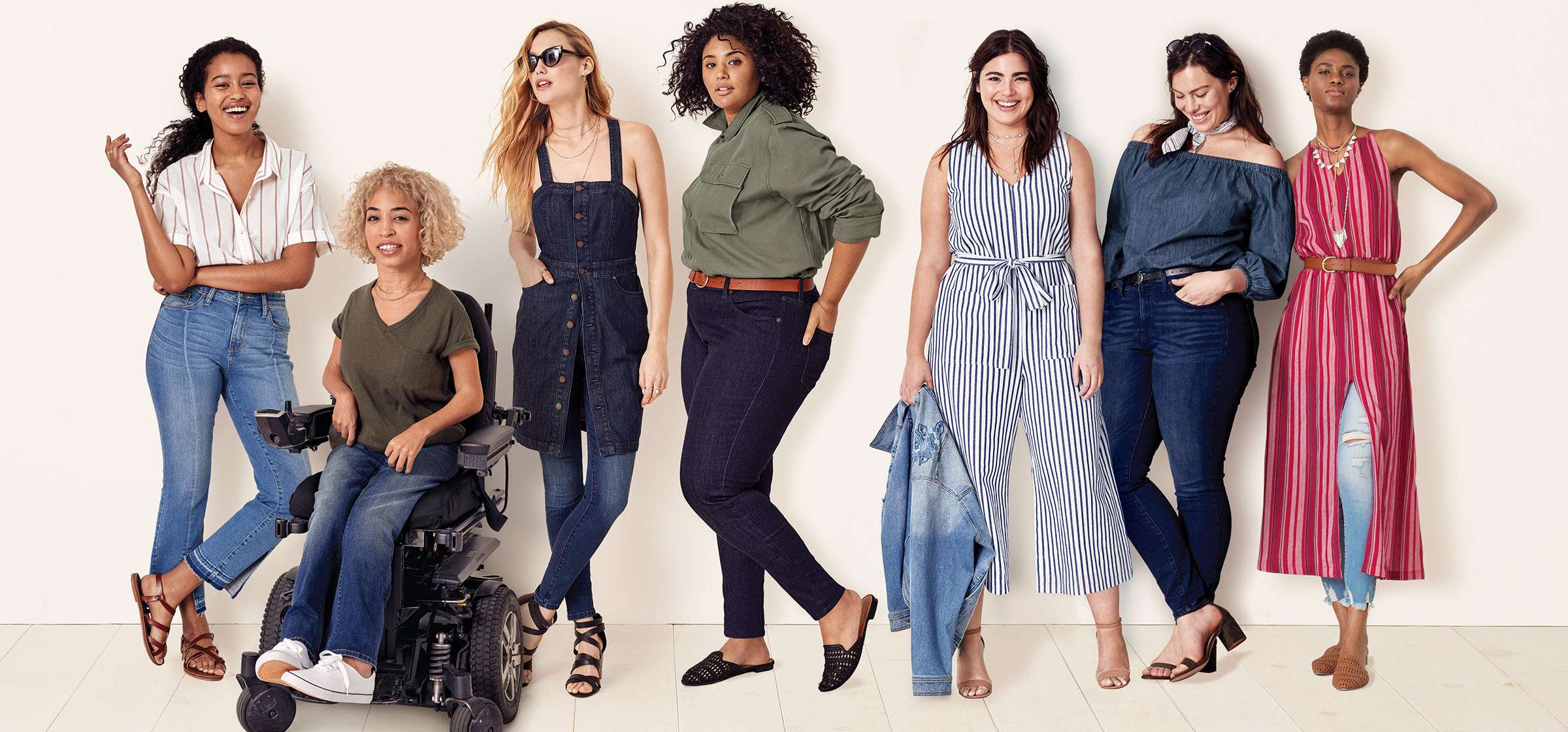 Universal Thread Is Target's Answer To Inclusive Denim and Style