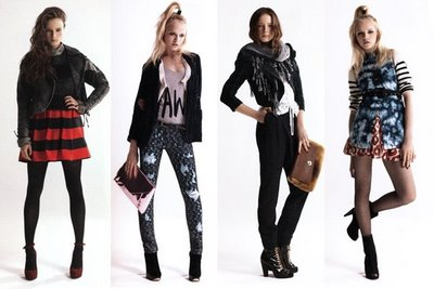Topshop Fall Preview