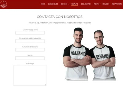 Brainamic – Web y E-commerce